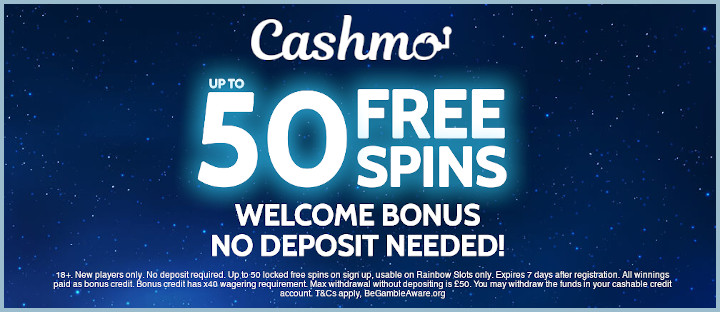cashmo exclusive bonus